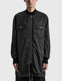 Rick Owens Drkshdw Oversized Outhershirt