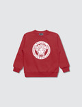 Versace Young Versace Logo Sweatshirt (Toddler) Picture
