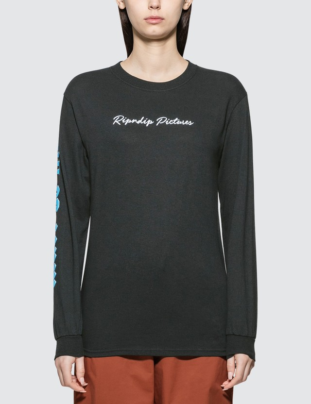 RIPNDIP Ripndip Pictures Long Sleeve T-shirt