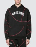 Pleasures Destroyer Contrast Stitch Hoodie Picture