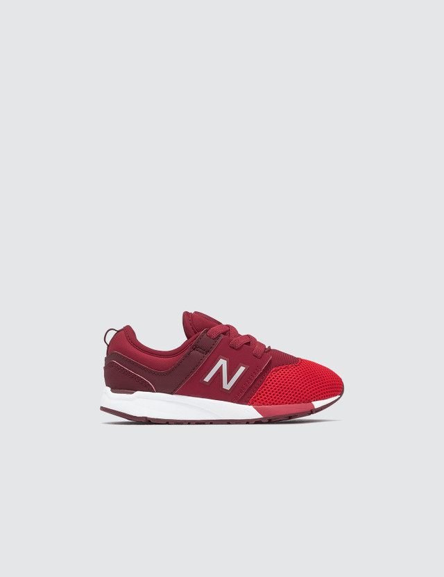 New Balance 247 Infant Red Kids