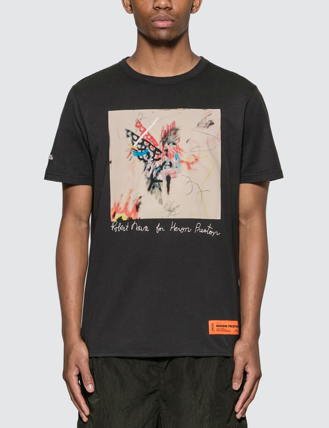 Heron Preston Heron Preston X Robert Nava T-shirt