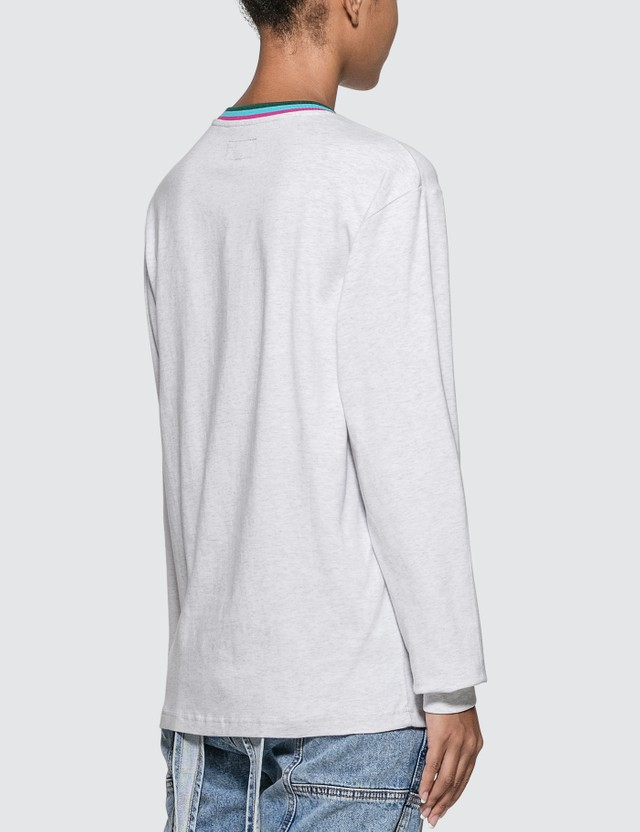 RIPNDIP Color Block Long Sleeve T-shirt