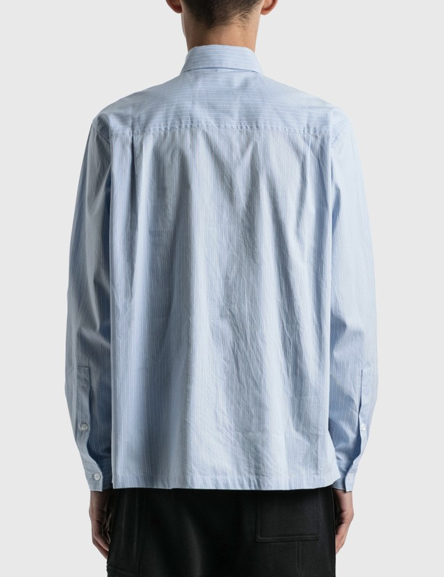 Perks and Mini Gestures Flower Embroidery Shirt