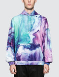 Magic Stick Galaxy Marble Hoodie Picture
