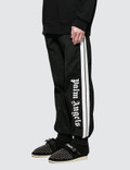 Palm Angels Over Logo Track Pants