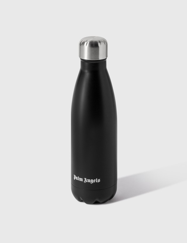 Palm Angels Save The Ocean Bottle Black White Women