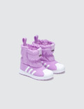 Adidas Originals SST Wint3r CF Infants Clear Lilac/white Kids