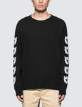 Human Made Pocket L/S T-Shirt Picture