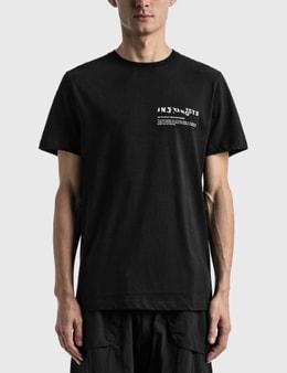 Tobias Birk Nielsen Portrait Serigraphy Print T-shirt