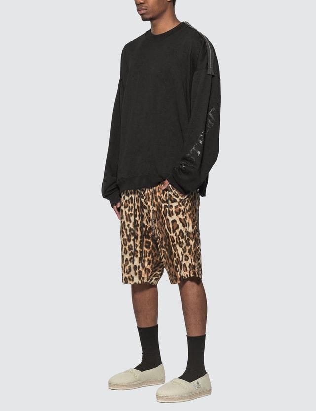 Mastermind World Zip Detail Sweatshirt