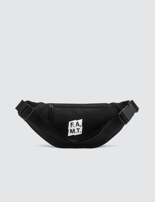 "Fuck Art, Make Tees ""Need Money, Not Friends"" Bum Bag"