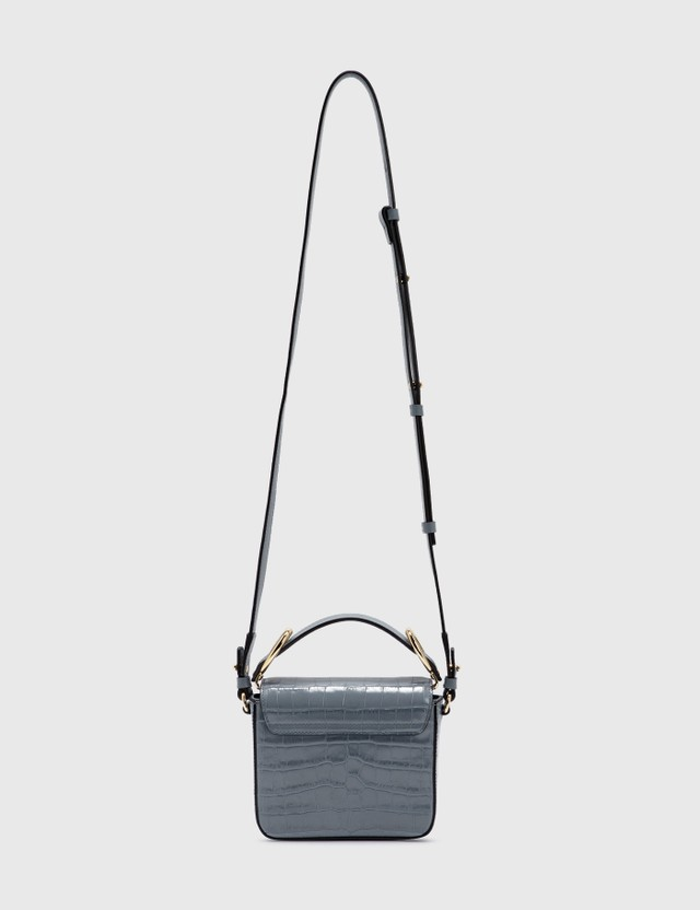Chloé Mini Chloé C Bag Ash Blue Women