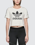 Adidas Originals T-shirt Cropped Picture