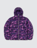 BAPE 1st Camo Jacket Purple Picutre