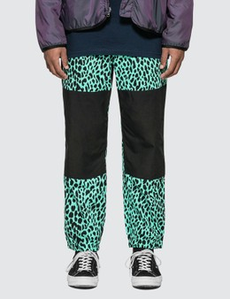 Flagstuff Leopard Easy Pants