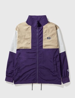 88rising 88 Core Colorblocked Track Jacket