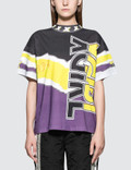 X-Girl Vivd Thunder Short Sleeve T-shirt Picture