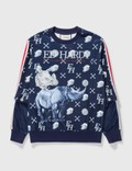 ED HARDY Edhardy Rhino Poly Cotton Sweater Picture
