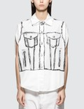 MM6 Maison Margiela Cotton Shirt Picture