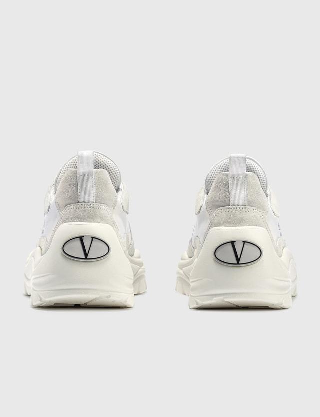 Valentino Valentino Garavani Garavani Calfskin Sneaker