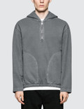 Lemaire Hooded Zipped Sweater Picture