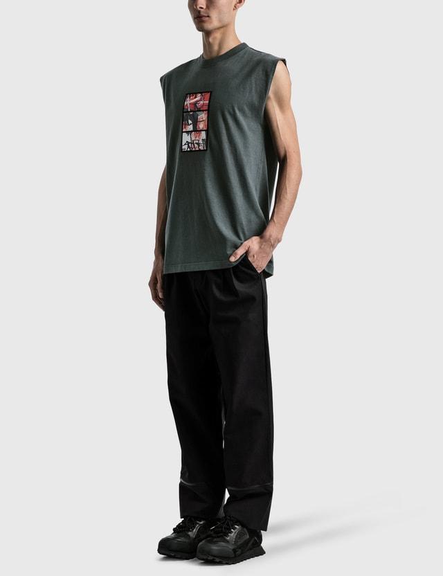 GR10K Gaiter Pants Black Men