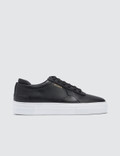 Axel Arigato Platform Leather Sneakers Picture