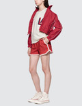 Mother The Breaker Breaker Jacket Red Women
