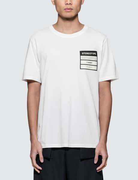 메종 마르지엘라 Maison Margiela Stereotype S/S T-Shirt