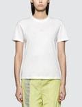 Holzweiler Neon Pink Hanger Suzana Short Sleeve T-shirt Picutre