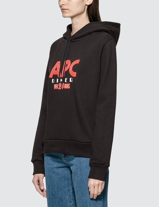 A.P.C. Benito Logo Hoodie