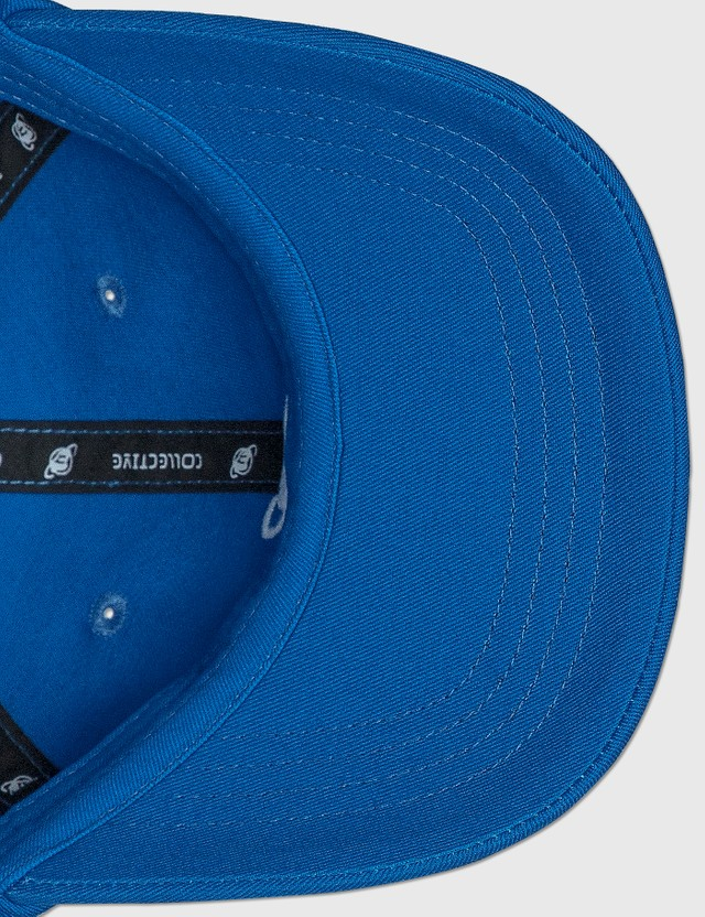 Earthling Collective E Icon Washed Cap Blue Men
