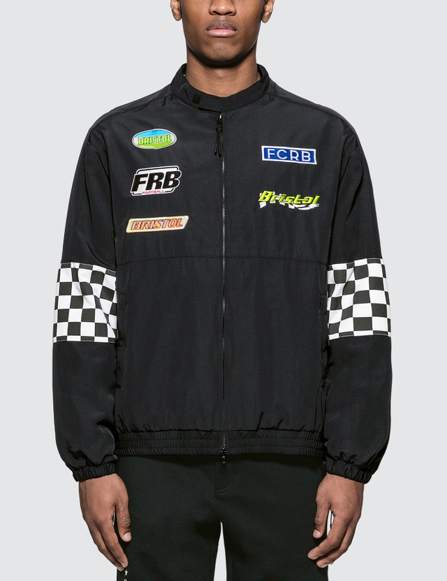 F.C. Real Bristol Multi  Logo Supporter Jacket
