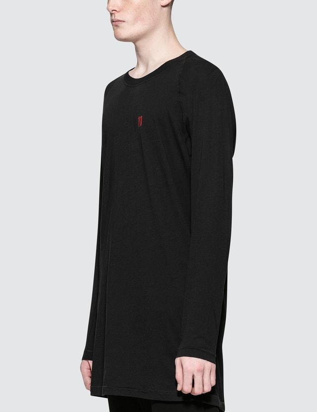11 By Boris Bidjan Saberi Masternumber L/S T-Shirt