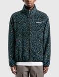 Thisisneverthat Design Fleece Zip Jacket Picutre