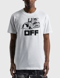 Off-White World Caterpillar Slim T-shirt 사진