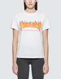 Thrasher Flame S/S T-Shirt Picture