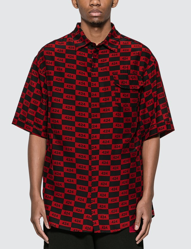 424 Plaid Shirt