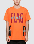 "Flagstuff ""Mix Letter"" T-Shirt Picture"