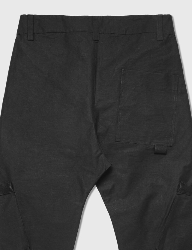 Tobias Birk Nielsen Base Strings Pants Black Men