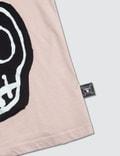 NUNUNU Skull Mask Patch S/S T-Shirt