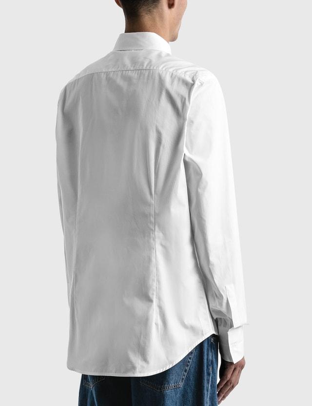 Off-White Hand Off Classic Shirt White Black Men