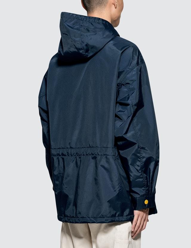 Brain Dead Hooded Racing Jacket