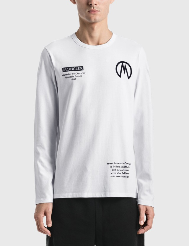 Moncler Long Sleeve T-Shirt