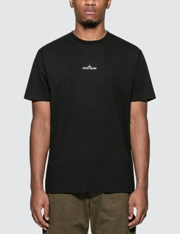 Stone Island Drone Two Logo T-Shirt