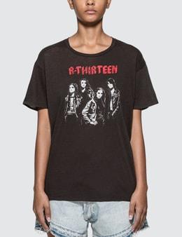 R13 Bad Girls Boy T-shirt