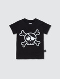 NUNUNU Skull Patch S/S T-Shirt Picture