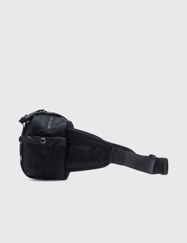 X-Girl Box Shape Hip Bag