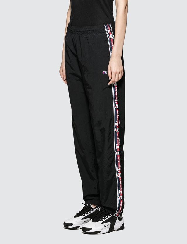 Champion Reverse Weave Logo Track Pants